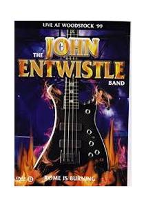 Cover - John Entwistle: Live At Woodstock '99
