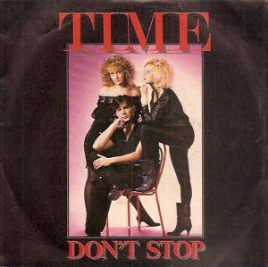 Cover - Time: Don't Stop