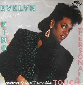 "Cover - Evelyn ""Champagne"" King: Your Personal Touch"