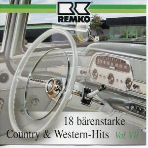Cover - Lacy J. Dalton: 18 Bärenstarke Country & Western-Hits Vol. VII