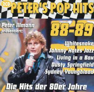 Cover - Mixmasters: Peter's Pop Hits 88-89