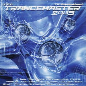 Trancemaster 25 - 2005 - Cover