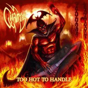 Quartz: Too Hot To Handle - Cover