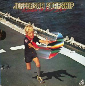 Jefferson Starship: Freedom At Point Zero - Cover