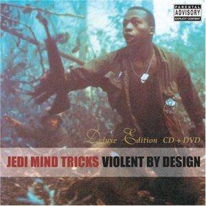 Jedi Mind Tricks: Violent By Design - Cover