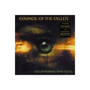 Council Of The Fallen: Deciphering The Soul - Cover