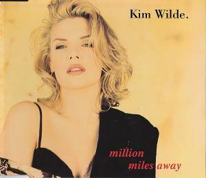 Kim Wilde: Million Miles Away - Cover