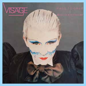 Visage: Fade To Grey - The Singles Collection - Cover