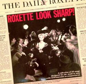 Roxette: Look Sharp! (LP) - Bild 1