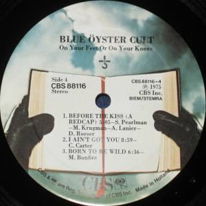 Blue Öyster Cult: On Your Feet Or On Your Knees (2-LP) - Bild 6
