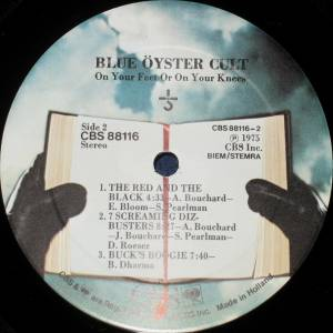 Blue Öyster Cult: On Your Feet Or On Your Knees (2-LP) - Bild 7