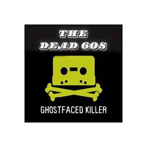 The Dead 60s: Ghostfaced Killer - Cover