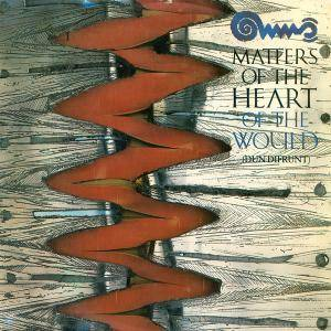 Cover - Freur: Matters Of The Heart