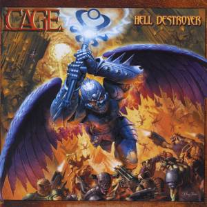 Cage: Hell Destroyer - Cover