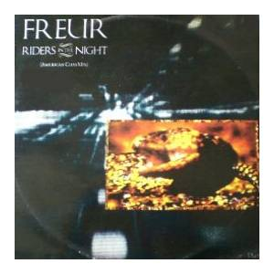 Cover - Freur: Riders In The Night