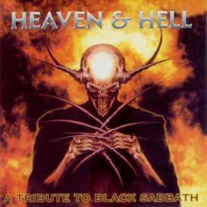 Cover - Burning Inside: Heaven & Hell - A Tribute To Black Sabbath