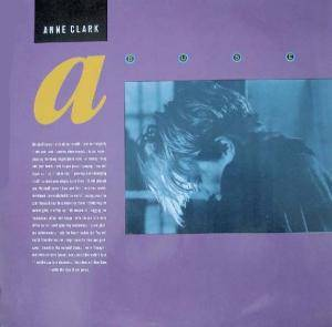 Anne Clark: Abuse - Cover