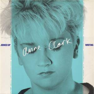 Anne Clark: Joined Up Writing - Cover