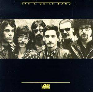 Cover - J. Geils Band, The: J. Geils Band, The