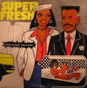 Cover - Ansell Collins: Super Fresh