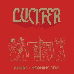 Lucifer: Anubis / Morning Star - Cover