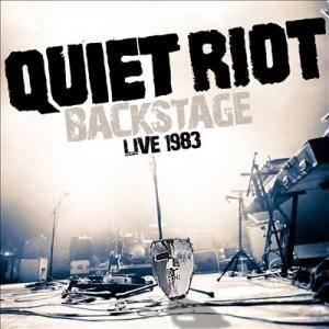 Cover - Quiet Riot: Backstage Live 1983