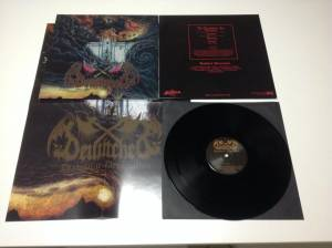 Bewitched: Diabolical Desecration (LP) - Bild 2