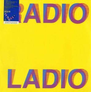 Cover - Metronomy: Radio Ladio