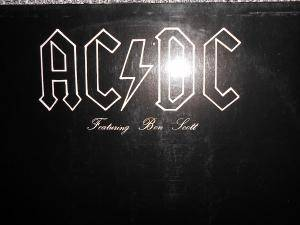 AC/DC: Featuring Bon Scott - Cover