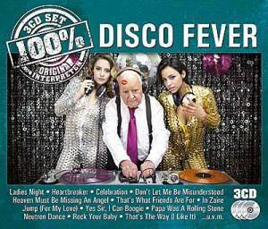 Cover - Taco: 100% - Disco Fever