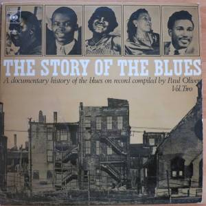 Cover - Roosevelt Sykes: Story Of The Blues Vol.Two, The