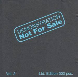 Cover - Taxxi: Demonstration Not For Sale - Vol. 2