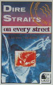 Dire Straits: On Every Street (Tape) - Bild 1
