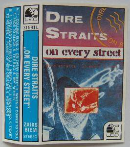 Dire Straits: On Every Street (Tape) - Bild 2