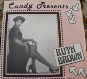 Ruth Brown: Candy Presents - Cover