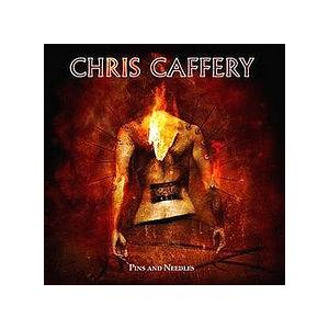 Cover - Chris Caffery: Pins And Needles