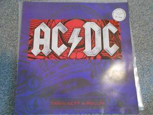 AC/DC: Train Kept A-Rollin (PIC-LP) - Bild 1