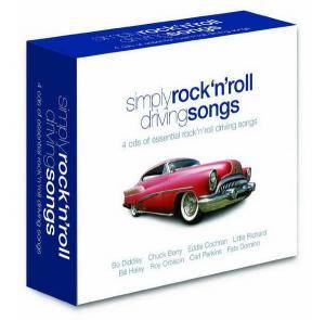 Simply Rock'n'roll Driving Songs - Cover