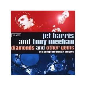 Cover - Jet Harris & Tony Meehan: Diamonds And Other Gems - The Complete Decca Singles
