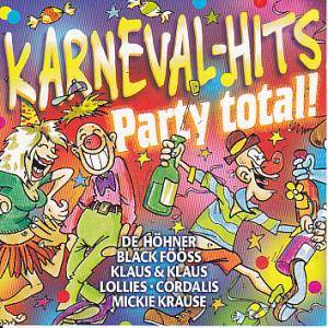 Cover - Dolly Buster: Karneval - Hits Party Total!