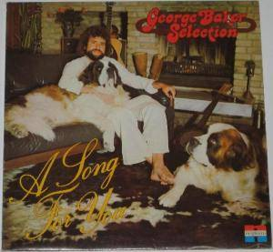 Cover - George Baker Selection: Song For You, A