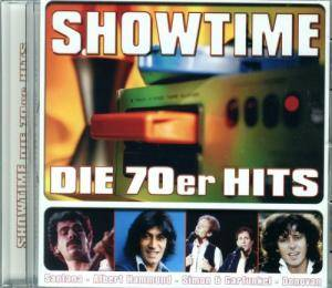 Showtime Die 70er Hits - Cover