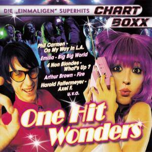 Cover - Frank Stallone: Chartboxx One Hit Wonders