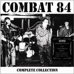 Cover - Combat 84: Complete Collection