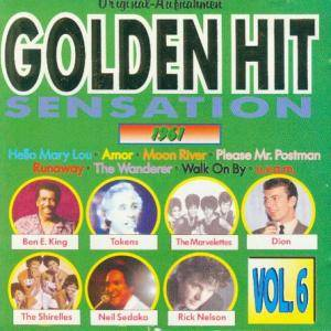 Cover - Joe Dowell: Golden Hit Sensation 1961 - Vol 06