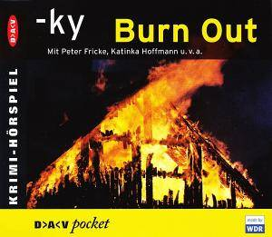 Cover - -ky: Burn Out