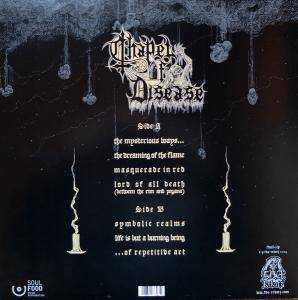 Chapel Of Disease: The Mysterious Ways Of Repetitive Art (LP) - Bild 2