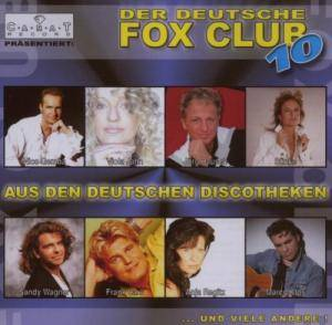 Cover - Wilde Herzen: Deutsche Fox Club 10, Der