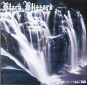 Cover - Black Blizzard: Magic Resurrection