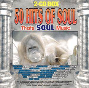50 Hits Of Soul (That's Soul Music) - 2-CD (1997)